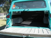 1960 Chevrolet Suburban Overview