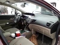 Picture of 2012 Honda Civic LX, interior