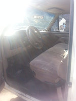 Picture of 1996 Ford F-350 2 Dr XLT 4WD Standard Cab LB, interior