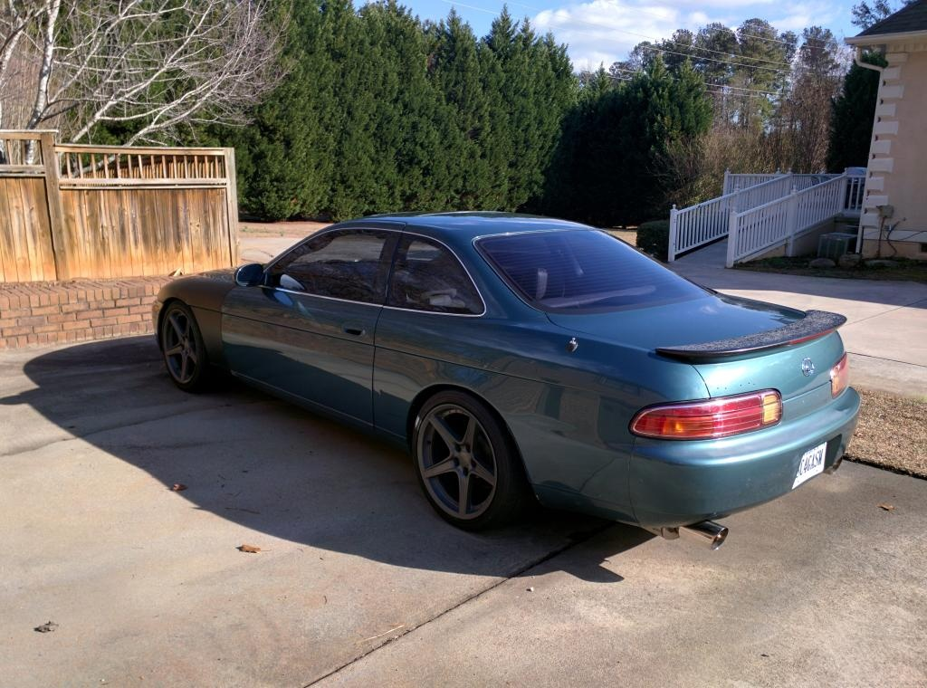 Picture of 1995 Lexus SC 400 Base