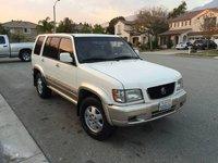 1998 Acura SLX 4WD, 1998 Acura SLX V6 3.5 4WD SUV, exterior