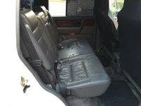 1998 Acura SLX 4WD, Backseat Vestibule, interior