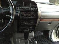 1998 Acura SLX 4WD, The Cockpit, interior