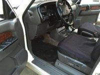 1998 Acura SLX 4WD, Pilot, interior