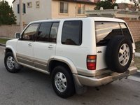 1998 Acura SLX 4WD, The Rearview, exterior, gallery_worthy