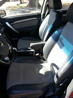 Picture of 2011 Chevrolet Aveo LS, interior