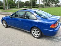 Picture of 1996 Honda Civic Coupe HX, exterior