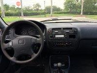 Picture of 1996 Honda Civic Coupe HX, interior