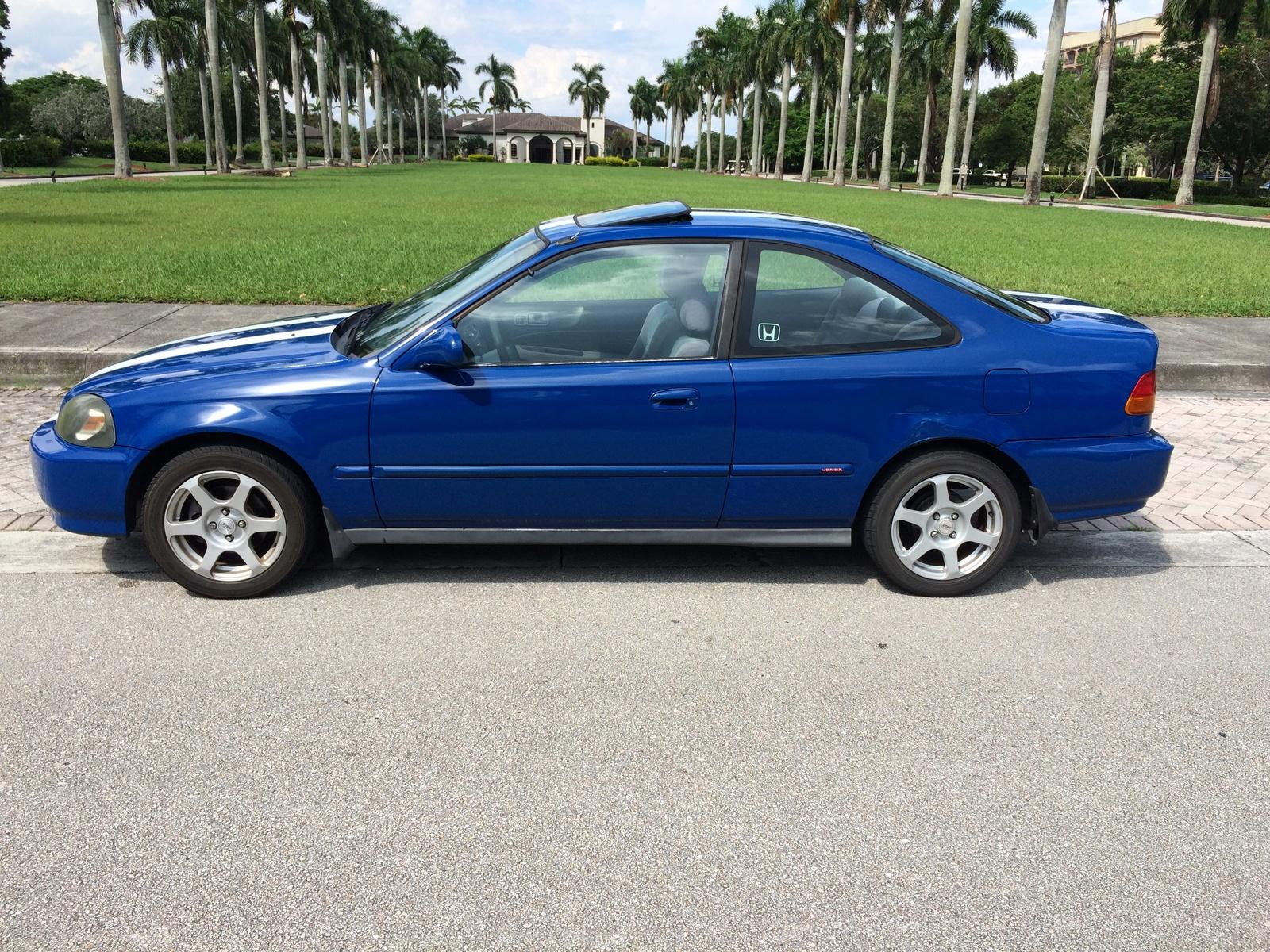 1996 Honda Civic Coupe - Pictures - CarGurus