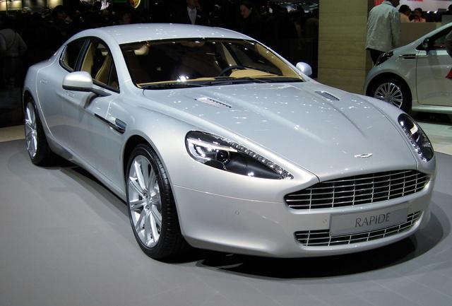 2013 Aston Martin Rapide
