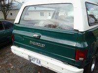 1979 Chevrolet Blazer, Back, exterior