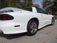 2000 Pontiac Trans Am Overview