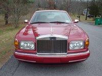 2001 Rolls-Royce Silver Seraph Overview