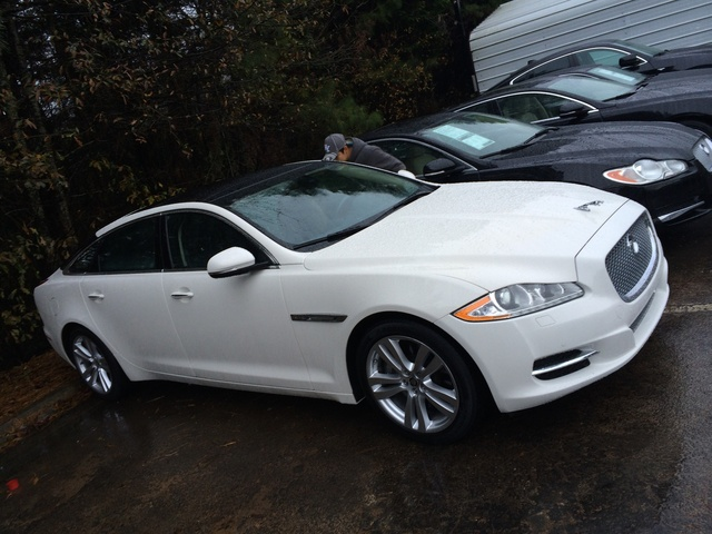 Picture of 2011 Jaguar XJ-Series RWD, exterior, gallery_worthy