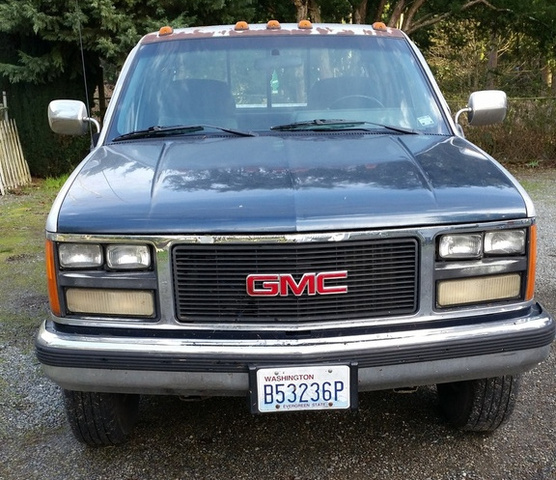 Picture of 1988 GMC Sierra C/K 3500