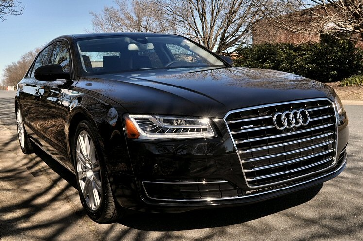 Picture of 2015 Audi A8 L 3.0T