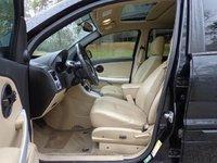 Picture of 2008 Chevrolet Equinox LTZ, interior