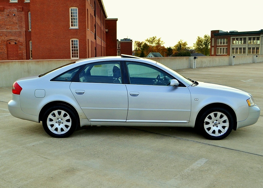 1999 audi a6 - overview