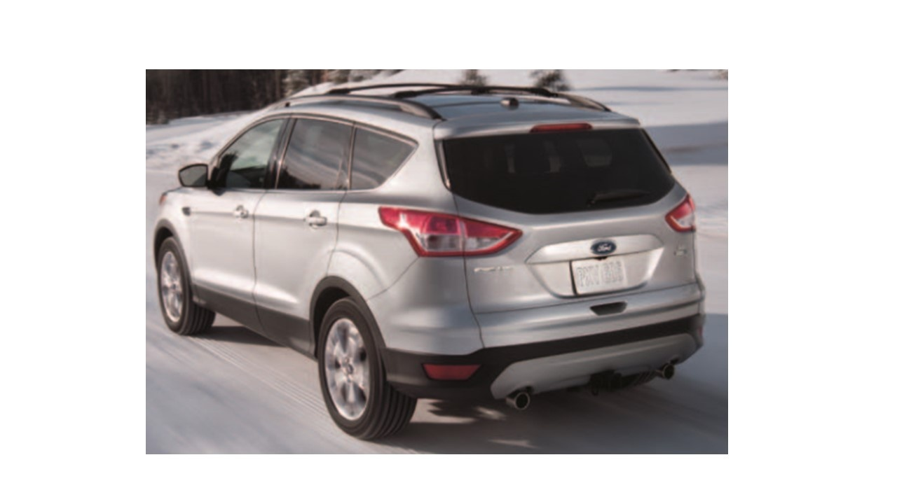 picture of 2014 ford escape titanium 4wd exterior. Cars Review. Best American Auto & Cars Review