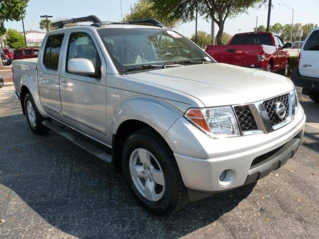 2000 Nissan Frontier Se Crew Cab Reviews >> 2005 Nissan Frontier - Pictures - CarGurus