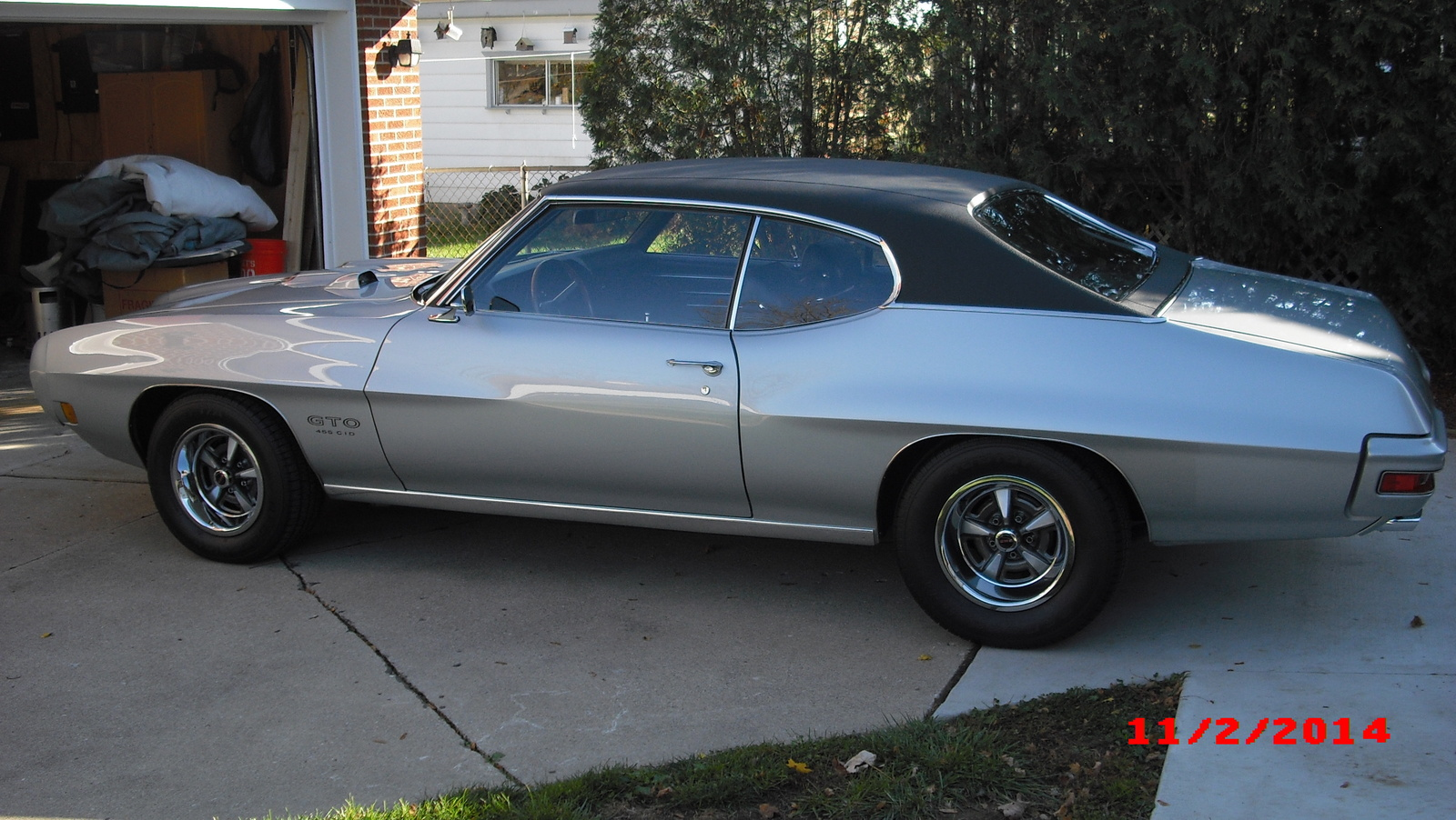 1970 Pontiac Gto Overview Cargurus