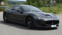 2015 Maserati GranTurismo, Front-quarter view, exterior, manufacturer