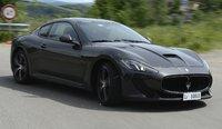 2015 Maserati GranTurismo Overview