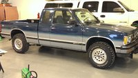 Picture of 1993 Chevrolet S-10 2 Dr Tahoe 4WD Extended Cab SB, exterior