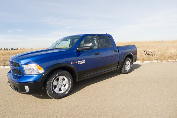 Picture of 2015 Ram 1500, exterior