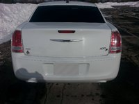 2013 Chrysler 300 S AWD, Rear View Outside, exterior, gallery_worthy