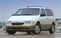 1999 Mercury Villager Overview