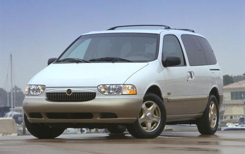 Picture of 1999 Mercury Villager 4 Dr Estate Passenger Van