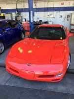 Picture of 1999 Chevrolet Corvette Coupe