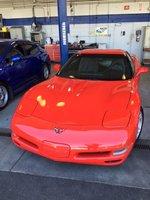 Picture of 1999 Chevrolet Corvette Coupe