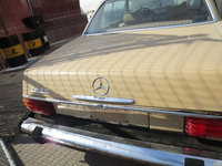 1974 Mercedes-Benz 280 Overview