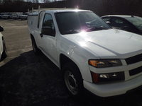 Picture of 2012 Chevrolet Colorado Work Truck RWD, exterior, gallery_worthy