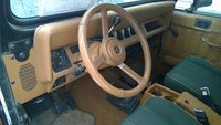 Picture of 1995 Jeep Wrangler Sahara, interior