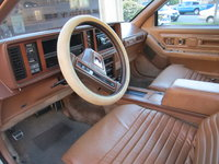 Picture of 1988 Cadillac Eldorado Coupe FWD, interior, gallery_worthy