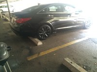 Picture of 2011 Hyundai Sonata 2.0T Limited, exterior, gallery_worthy