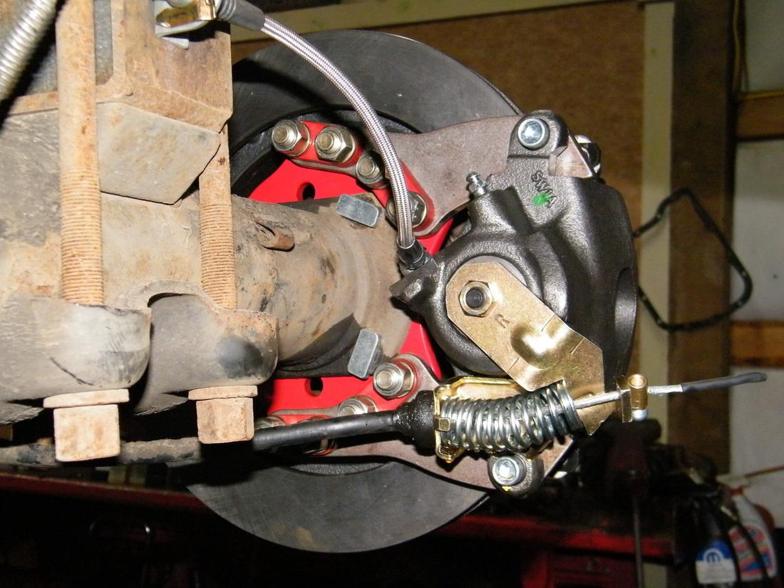 Dodge Ram 1500 Questions - Will a 2006 ram 1500 disc brake ...