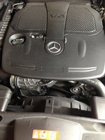 Picture of 2014 Mercedes-Benz E-Class E350 Sport, engine