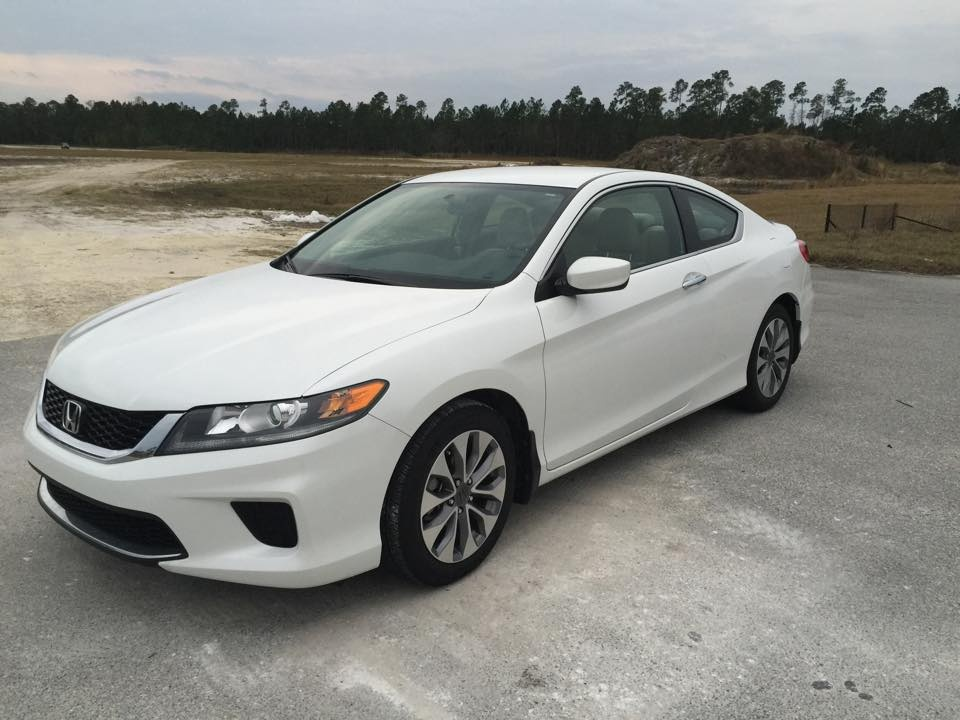 Picture of 2014 Honda Accord Coupe LX-S