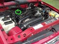 2001 ford ranger manual transmission fluid type