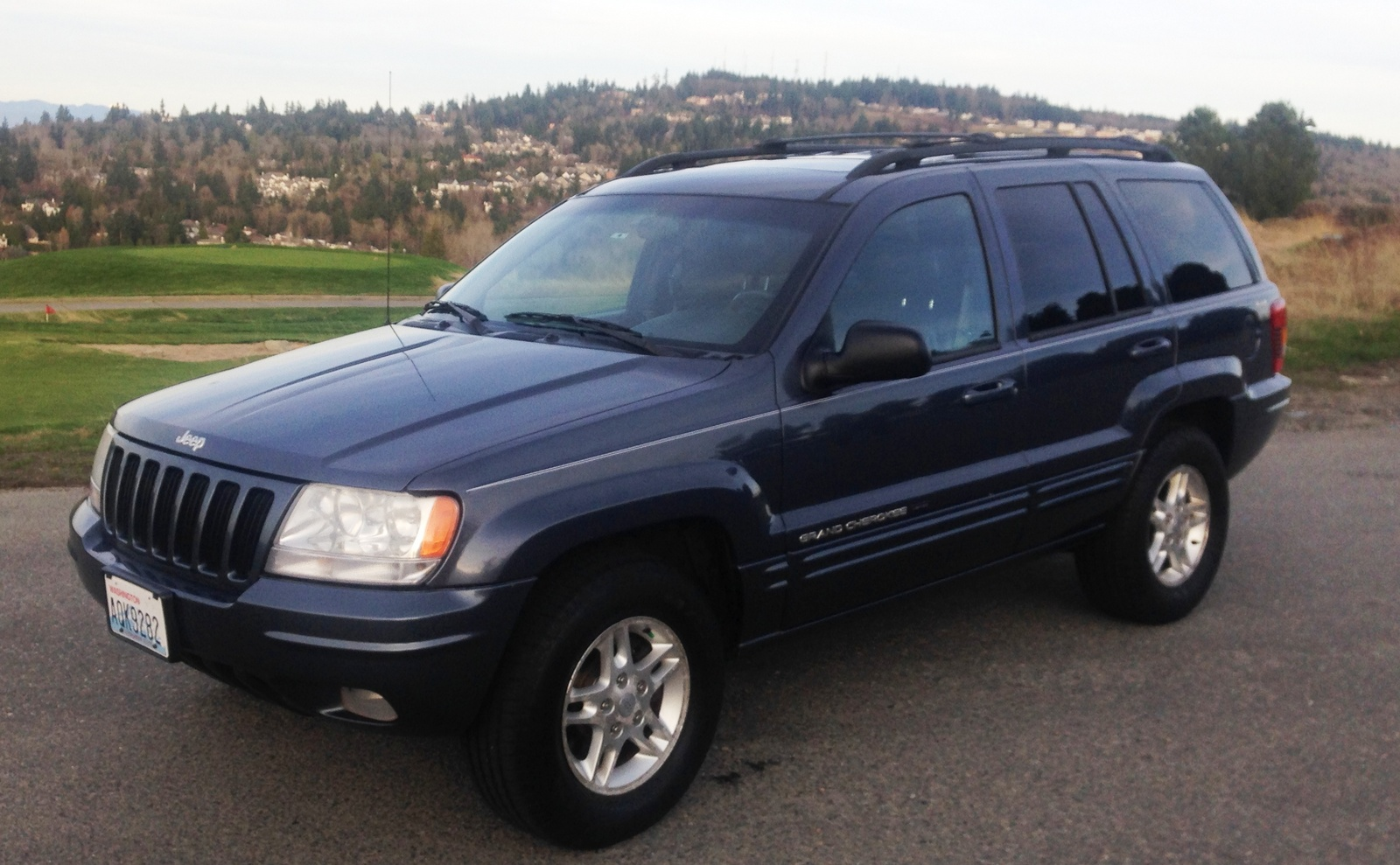 2000 Jeep Grand Cherokee - Pictures - CarGurus