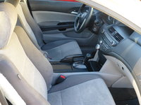 Picture of 2010 Honda Accord LX, interior