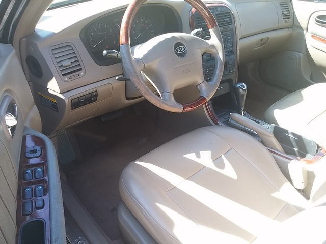Elegant Picture Of 2003 Kia Optima LX V6, Interior, Gallery_worthy