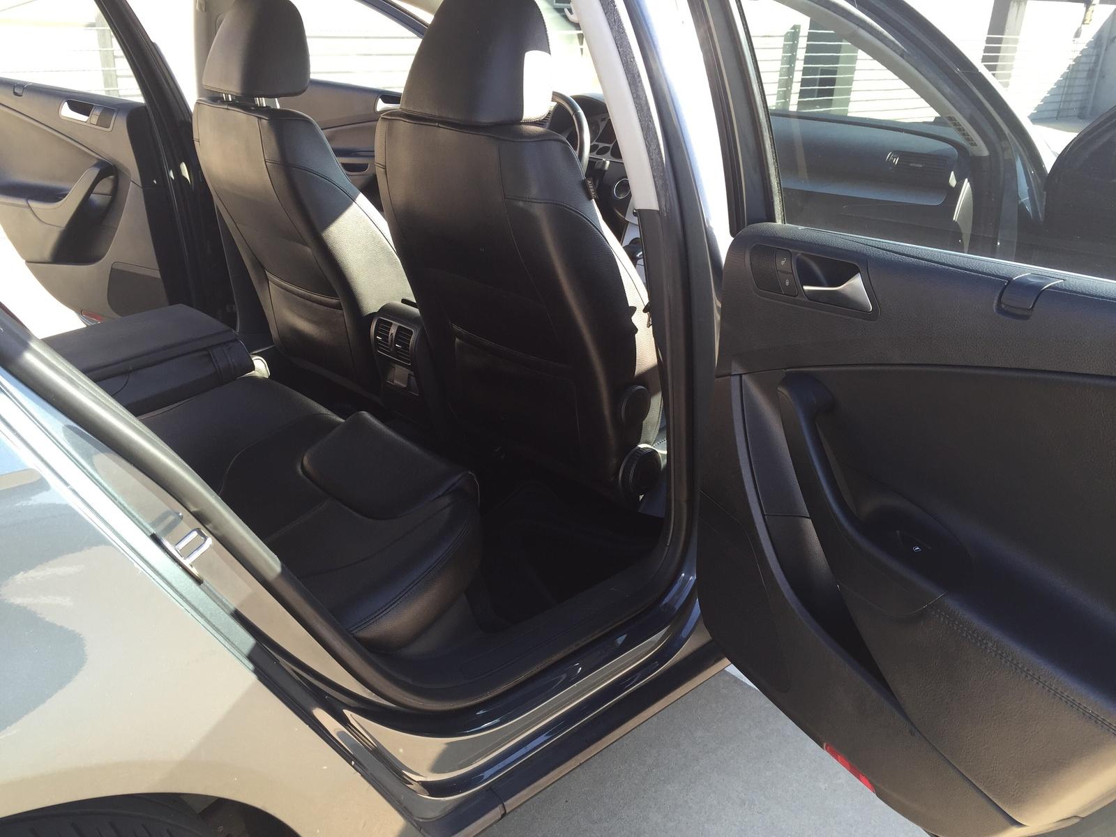 Picture Of 2009 Volkswagen Passat Komfort Interior