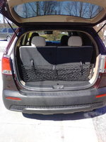 Picture of 2012 Kia Sorento LX, interior