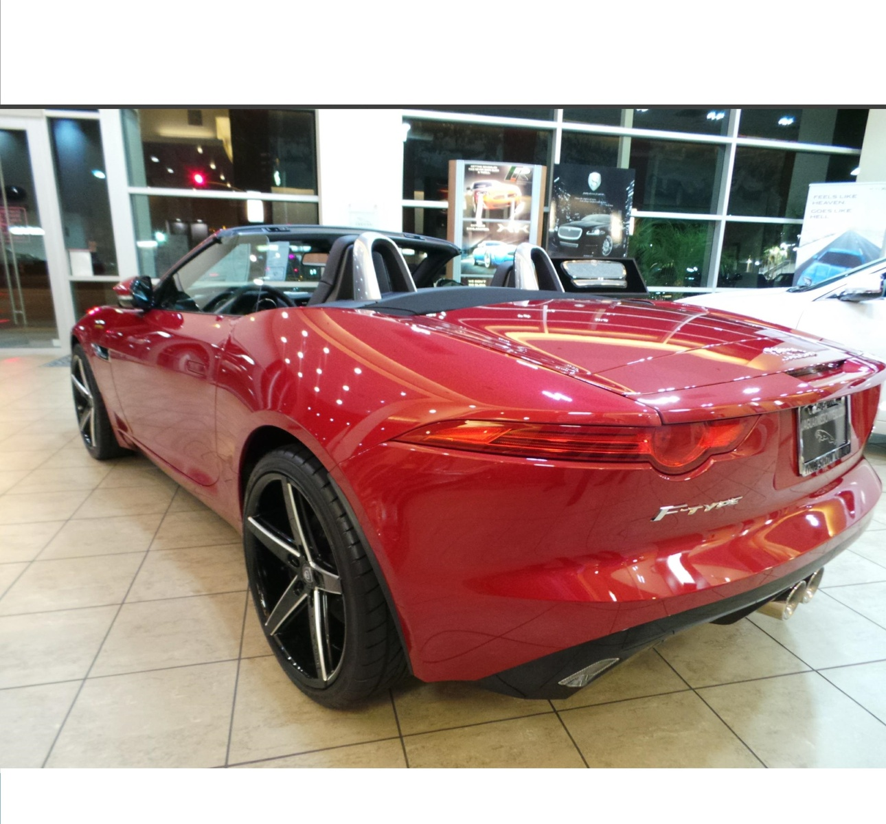 Picture of 2014 Jaguar F-TYPE S Convertible