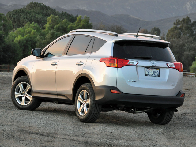 2015 Toyota Rav4 Test Drive Review Cargurus